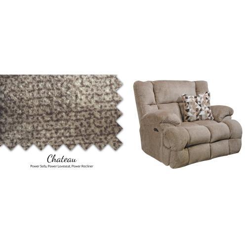 Power Sofa w/ Power Headrest