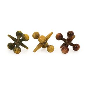 Jack's Cast Iron Jacks - Set of 3