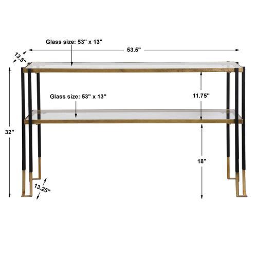 Kentmore Console Table