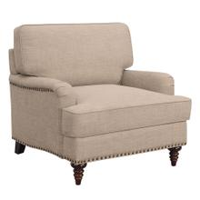 See Details - Abby Chair in Heirloom Smoke / Pewter