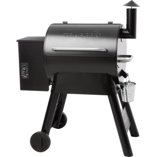 Traeger Grills - Traeger Eastwood 22/34 Pellet Grill - Home Depot
