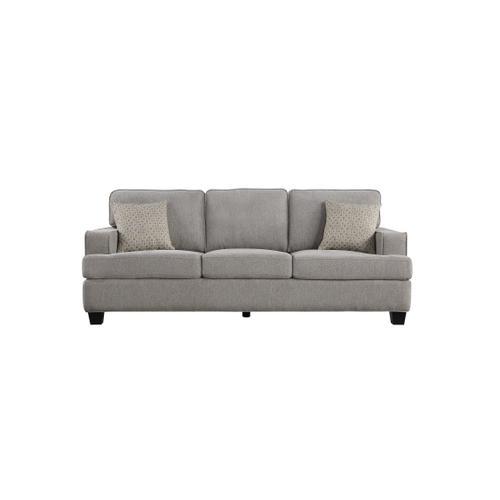 Carter Sofa, Gray U3477-00-43