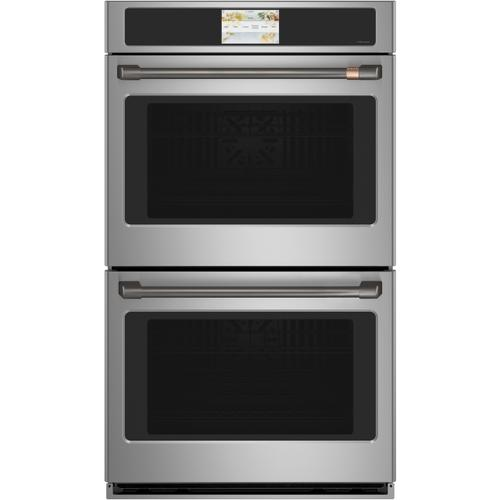 """Cafe - Café™ 27"""" Smart Double Wall Oven with Convection"""