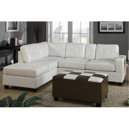 Gallery - Sectional W/ Console