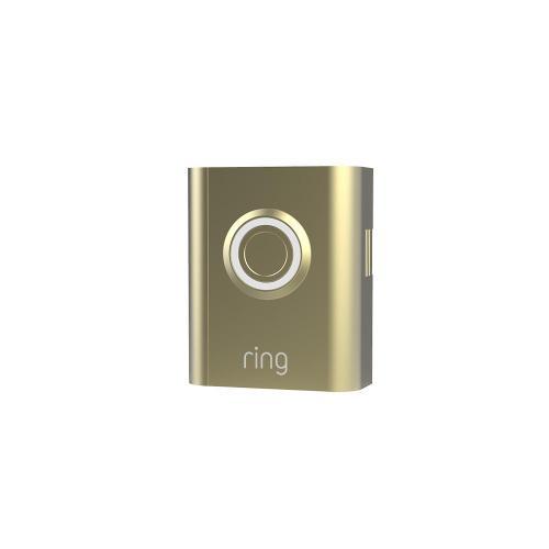 Interchangeable Faceplate (for Video Doorbell 3 and Video Doorbell 3 Plus) - Mustard