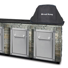 BUILT-IN GRILL COVER