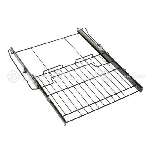 Range Oven Rack Slide Assembly