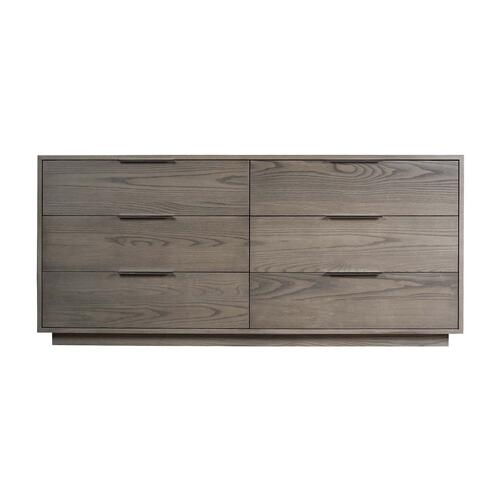 Dartmoor Six Drawer Dresser