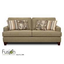 2490 - Sofa - Vibrant Onyx