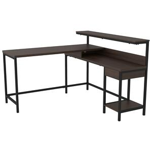Ashley FurnitureSIGNATURE DESIGN BY ASHLEYCamiburg Home Office L-desk With Storage