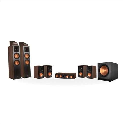 RP-8000F 7.1.2 Dolby Atmos® Home Theater System - Walnut