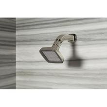 Air-Induction Showerhead, Less Arm - Nickel Silver
