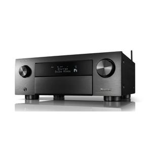 9.2 Ch. 4K AV Receiver with 3D Audio, Alexa Voice Control and HEOS built in in Black
