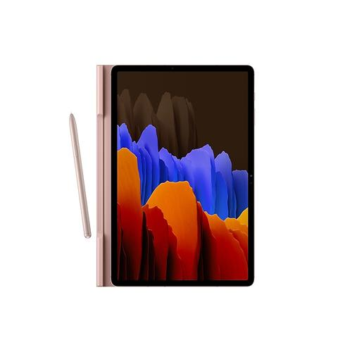 Galaxy Tab S7+ Bookcover - Mystic Bronze