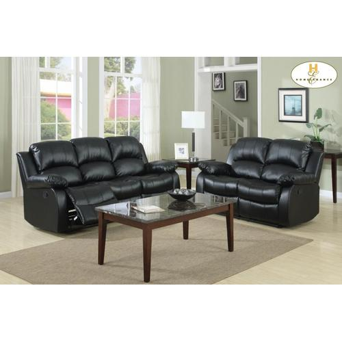 Cranley Motion Sofa and Love Seat