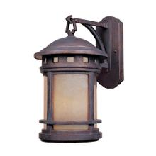 "11"" Wall Lantern in Mediterranean Patina"
