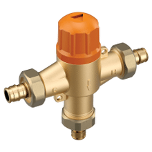 "Commercial Parts & Accessories 1/2"" cold expansion PEX connection includes thermostatic"