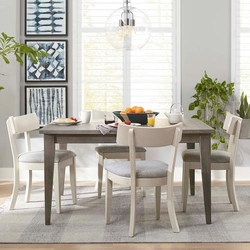 54 Bench*Made Midtown Square Dining Table