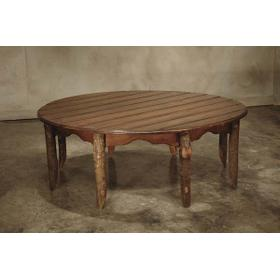 15 Cherry Branch Round Cocktail Table