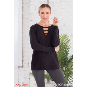 Drop and Give Me Zen Pullover - XXL (3 pc. ppk.)