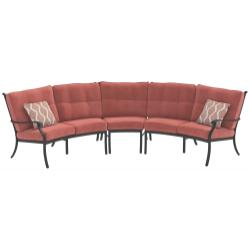 Burnella 3-piece Outdoor Sectional
