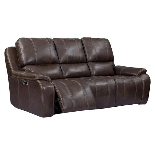 POTTER - WALNUT Power Sofa