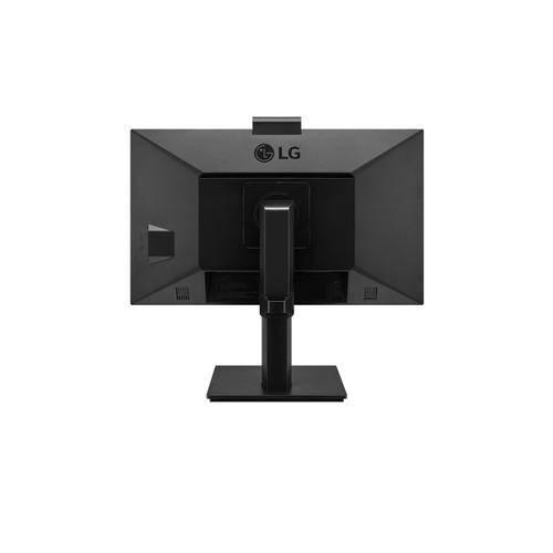 """LG - 24"""" FHD IPS TAA All-in-One Thin Client with Quad-core Processor, Built-in FHD Webcam & Speaker"""