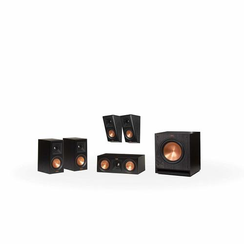 RP-500M 5.1 Home Theater System - Walnut