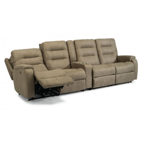 Arlo Power Reclining Sectional