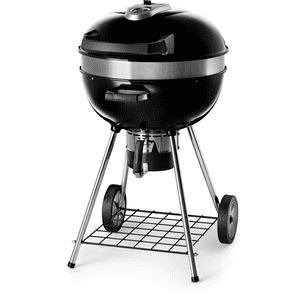 """Napoleon BBQ22"""" PRO Charcoal Kettle Grill , Black , Charcoal"""