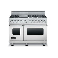 "48"" Dual Fuel Range, Natural Gas DISPLAY CLEARANCE"