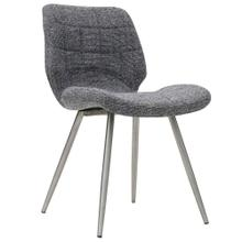 Cooper Side Chair, set of 2 in Grey Blend