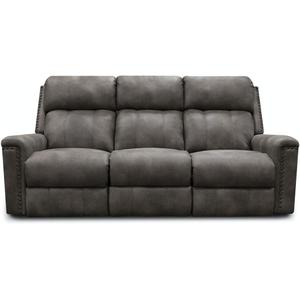 England Furniture1C01HN EZ1C00H Double Reclining Sofa with Nails