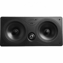 "Disappearing™ In-Wall Series Dual 6.5"" L/C/R Loudspeaker"