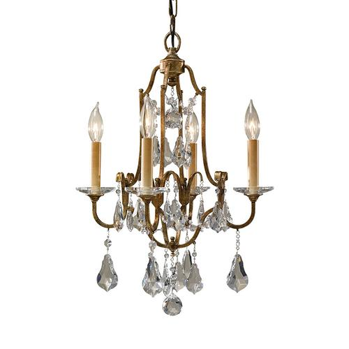 Valentina Small Chandelier Oxidized Bronze