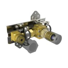in2itiv single-lever rough-in for wall mounted installation