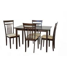 See Details - Canton 5 PC Casual Dinette