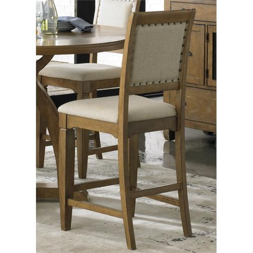 Liberty Furniture Industries - Uph Counter Chair (RTA)