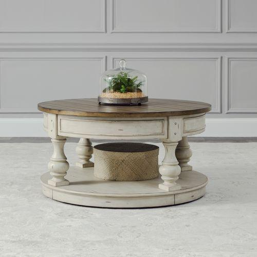 Liberty Furniture Industries - Round Cocktail Table