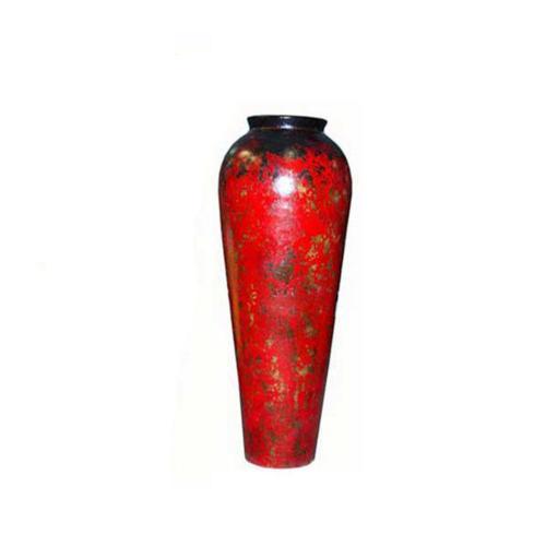 Small Rojo Oaxaca Alto Pot