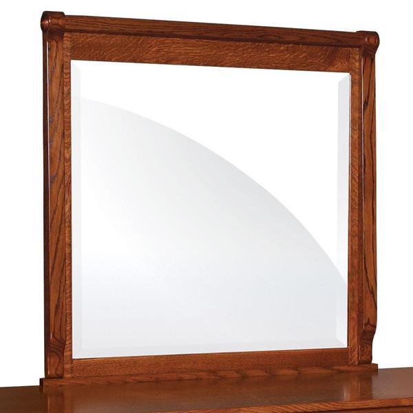 See Details - Empire Dresser Mirror