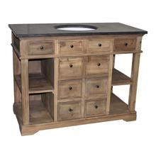 Reclaimed 6-Drawer Vanity