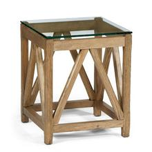 Rafters Chair Side Table