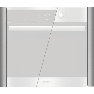 """MieleEBA 6767 - Trim kit for 27"""" niche for installation of a convection oven/combi-steam oven 24"""" width x 24"""" height"""