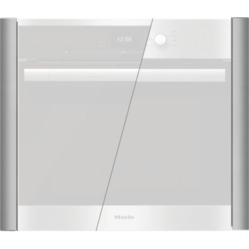"""Miele - EBA 6767 - Trim kit for 27"""" niche for installation of a convection oven/combi-steam oven 24"""" width x 24"""" height"""