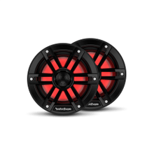 "M1 6"" Color Optix Marine 2-Way Speakers - Black"