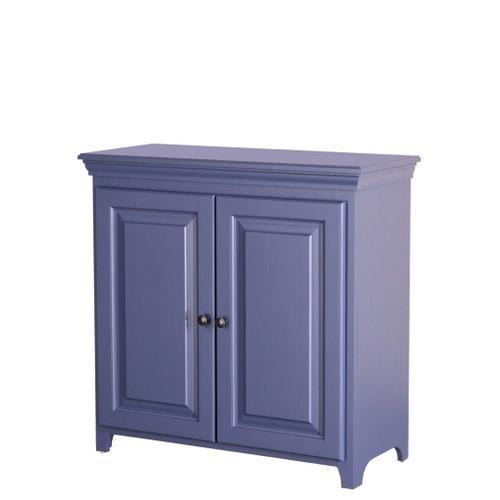 See Details - Pine 2 Door Cabinet
