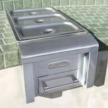 """See Details - 14"""" Cart Mount Foow Warmer"""