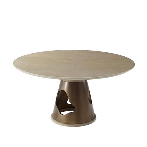 Theodore Alexander - Flint Table II - Maple & Gilt