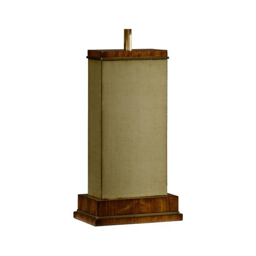 Sage Finish Hyedua Rectangular Table Lamp Base